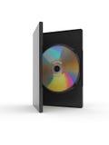 dvd коробки Стоковое Изображение