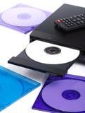 DVD-плеер Стоковые Фотографии RF