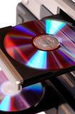 DVD-плеер Стоковые Фото