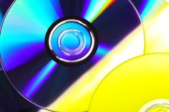 DVD Royalty Free Stock Photo