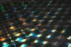 dvd Zdjęcie Stock