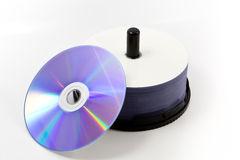 DVD Royalty Free Stock Image