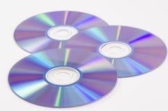 dvd 3 Стоковое фото RF