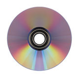 DVD 免版税库存图片