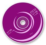 DVD Royalty-vrije Stock Fotografie
