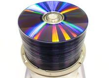 DVD Royaltyfria Foton