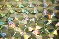 Dvd Royalty Free Stock Photography