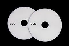 DVD Immagini Stock Libere da Diritti