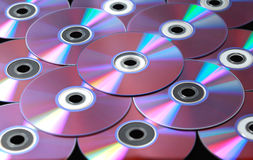 Dvd background Royalty Free Stock Photo