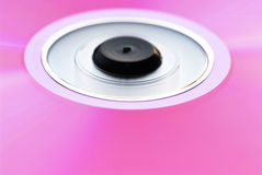 Dvd background pink Royalty Free Stock Photo