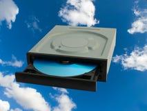 DVD-bestuurder Stock Afbeeldingen