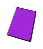 DvD Blank Case Royalty Free Stock Photos