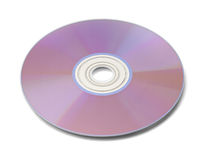 DVD Blue Ray Stock Image