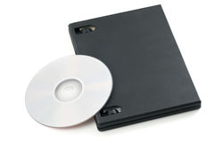 DVD box Royalty Free Stock Images