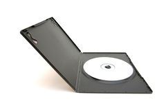 Dvd box Stock Images