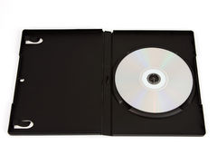 DVD case Royalty Free Stock Images