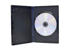 Dvd Case Royalty Free Stock Photography