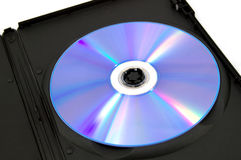 DVD case Stock Photo