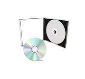 DVD case Stock Photography