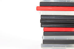 Free DVD Cases Stock Photography - 22459032