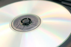 DVD/CD Royalty Free Stock Photography