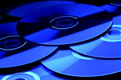DVD CD Royalty Free Stock Image