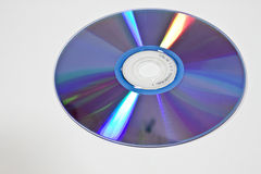 The DVD / CD Stock Photography