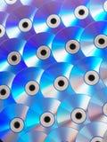 DVD Cd fotografía de archivo libre de regalías