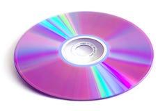 Dvd Cd fotografia stock