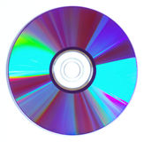 DVD CD Stock Photo