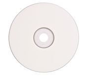DVD CD  with Path Royalty Free Stock Photo