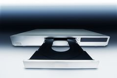 DVD/CD Player Royalty Free Stock Image