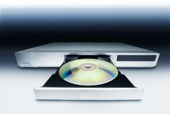 DVD/CD Player Stock Images
