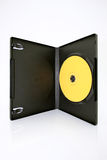 DVD/CD schijf stock foto's