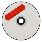 DVD-CD with software patch Stock Images