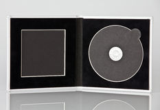 DVD cover Stock Photography