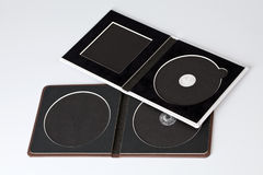 DVD covers Royalty Free Stock Image