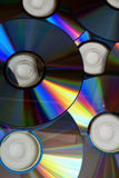 Dvd disc Stock Images