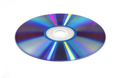 Dvd disc Stock Photo