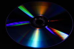 Dvd disc Royalty Free Stock Photos