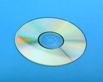 DVD disc Royalty Free Stock Images