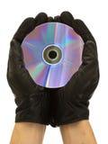 DVD disk Royalty Free Stock Photos