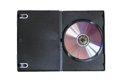 DVD disk Stock Photos