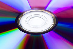 DVD disk pattern Royalty Free Stock Photos