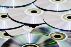 DVD disks Royalty Free Stock Photos