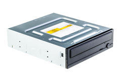 DVD Drive Royalty Free Stock Image