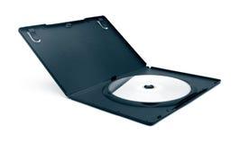 DVD falls Lizenzfreie Stockbilder