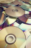 Dvd group Royalty Free Stock Images