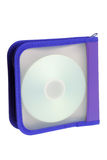 DVD Holder Royalty Free Stock Photography