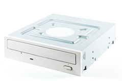 DVD Optical Drive Stock Image